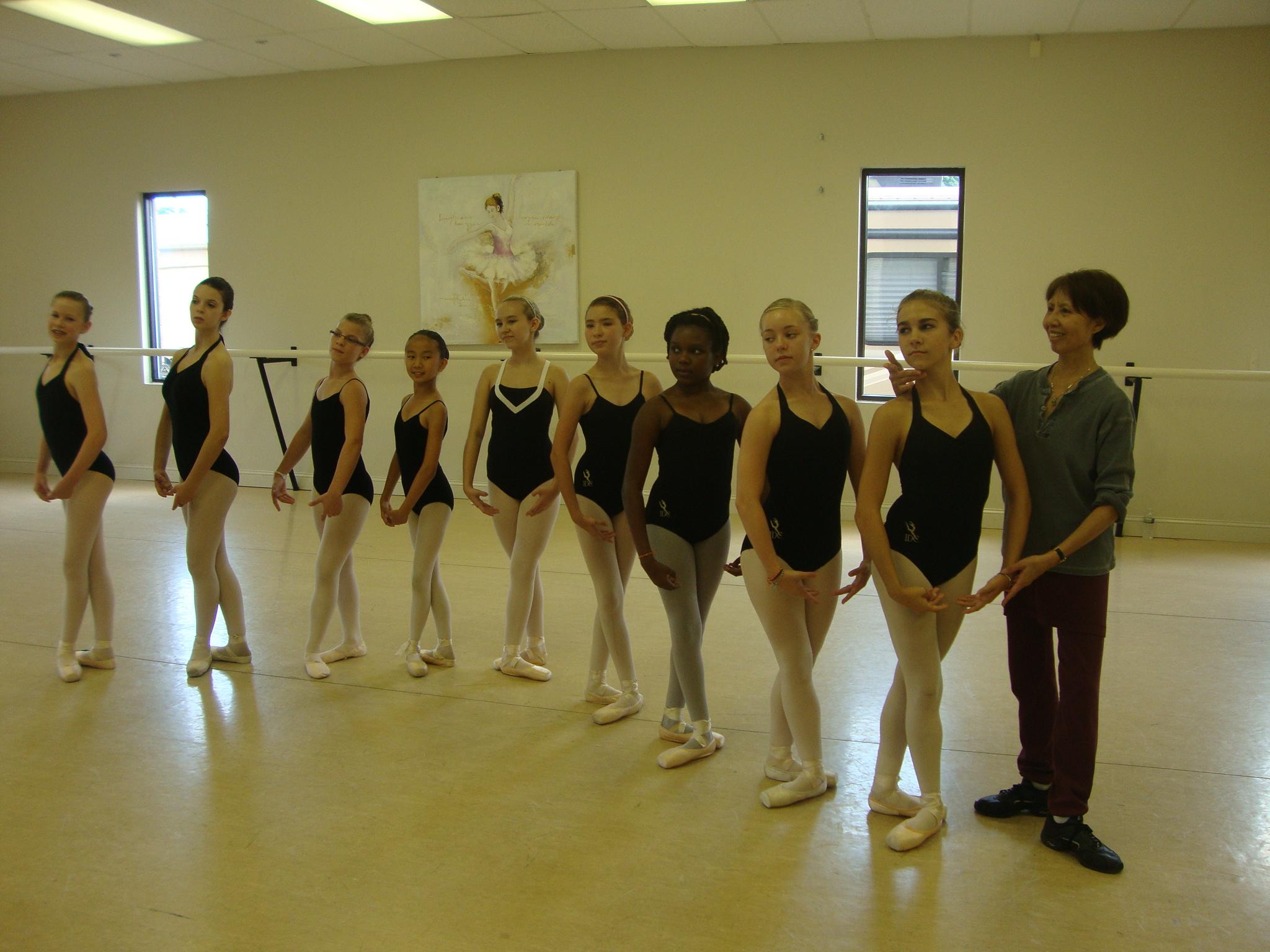 adult ballet classes atlanta